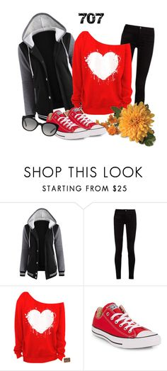 """""""707 Inspired Outfit"""" by raven-writer on Polyvore featuring Gucci, Converse and Burberry"""