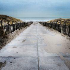 Strandopgang, Kijkduin, Den Haag