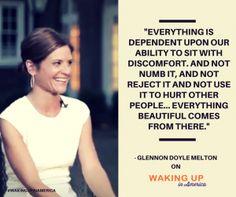 Carry On, Warrior (Glennon Melton) http://wakingupinamerica.net/waking-up-in-america/carry-warrior-glennon-melton/