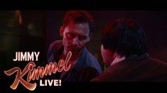 Tom Hiddleston on Kong: Skull Island