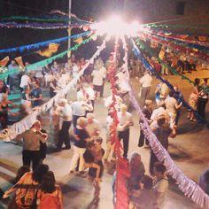 Ball de festa major a Palau de Noguera  Local Festival in Palau de Noguera #Tremp  #PallarsJussa #Catalunya