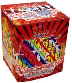 Boogie Woogie - 25 Shot | NCI, Inc. Indiana Fireworks Wholesale