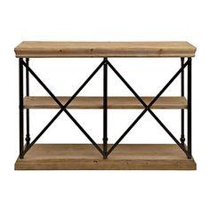 Beau Sonoma Two Tier Console Table | Kirklands