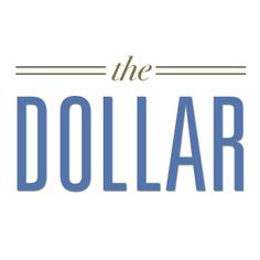 """The Dollar: every one counts, use yours to make a difference. Fair Trade fashion, beauty, home and gourmet asking one simple question: """"WE buy WHAT from WHO?"""" http://thedollarapp.wordpress.com/"""