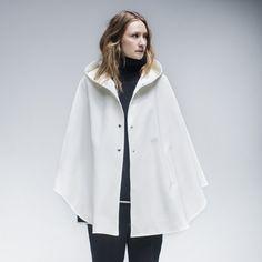 Öland White - Capes - Shop – Stutterheim Raincoats