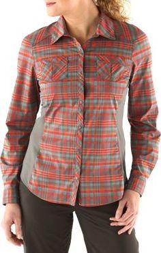 REI Rendezvous Long-Sleeve Shirt - Women\'s