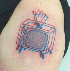 Television Tattoo