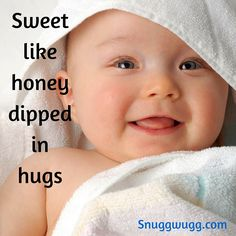 75 Best Sweet Baby Quotes By Snuggwugg Trendy Baby Pillow Images