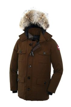 Canada Goose kensington parka outlet 2016 - CANADA GOOSE Lodge Down Hooded Jacket. #canadagoose #cloth ...