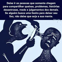 Seja seletivo, deixa de lado aquilo que não constrói! Reflection Quotes, Spiritual Messages, Sweet Words, Quote Posters, Self Esteem, True Quotes, Positive Vibes, Texts, Like4like