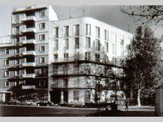 Edificio d'abitazione S. Rita - Asnago e Vender - itineraries - Ordine degli architetti, P.P.C della provincia di Milano