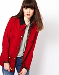Barbour Vintage Beadnell Jacket