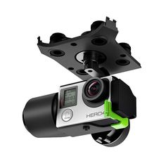 Arm your 3DR Solo drone with its powerful companion gimbal engineered to stabilize aerial photography with your GoPro HERO camera.