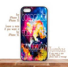 Coldplay 6  For iPhone 5, iPhone 5s, iPhone 5c Cases