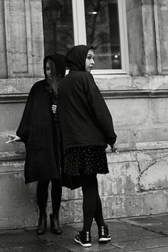 On the Street…..Just off Boulevard Saint-Germain, Paris