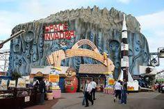 Space Invader Blackpool Pleasure Beach