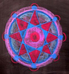 Blackboard-drawing-Geometry