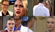 Bensch Twists the Story, Accuses Kiki of Making Her Move – GH Battle Gets Nasty Soap News, General Hospital Spoilers, Clace, Tv Couples, Twists, Battle, Chunky Twists, Hair Knot, African Braids