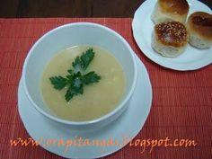 sopa de batata do Outback (Cinara)