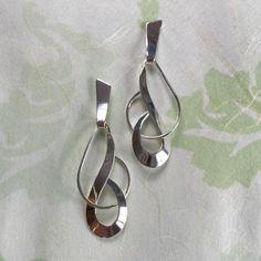 Long Swinging Earrings