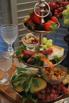How To Make A Stunning Appetizer Display @ Nell Hill's Blog