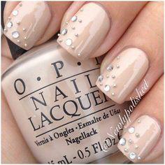Just plain pretty Nails
