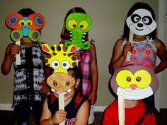 Paper Chain Jack-O-Lantern | KIDS & GLITTER