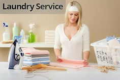 London Laundry delivery by Sunbeam Laundry