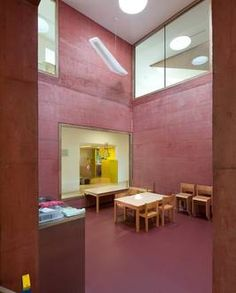 Giorla & Trautmann Architectes - Childcare Centre in Sierre