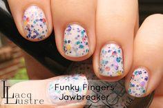 Funky Fingers Jawbreaker swatch