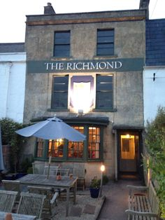 Richmond Arms great little local don't let them close it