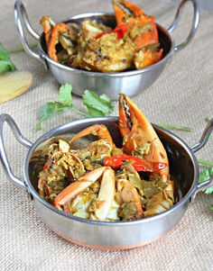 Bengali Crab Curry
