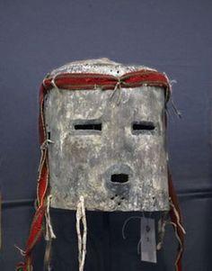 Sacred Hopi mask