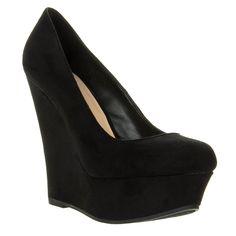 Amazon.com: DELICACY TRENDY-29 Women's New Hot Fashion Wedge Platform Pumps Sexy Heels: Shoes