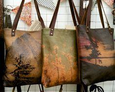 ReFind Originals Photo Art Bags