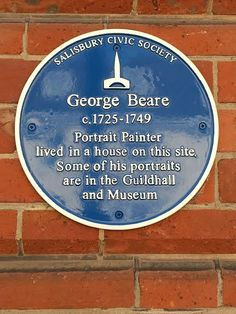 On the site of what is now 24 Milford Street, Salisbury