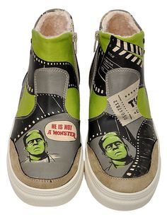 Cool shoes by Dogo
