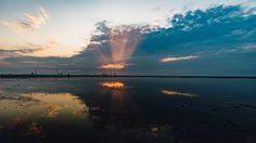 Sonnenuntergang / Sunset LOCATION:Tossens Stramd, Butjadingen, Niedersachsen, Germany CAMERA: NIKON D610 LENS: Nikon AF-S NIKKOR 18–35 mm 1:3,5–4,5 G ED
