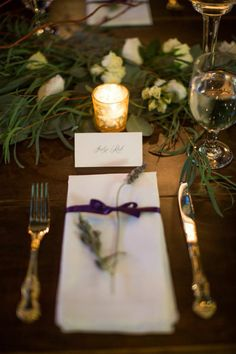 Table setting Taylor Lord Photography