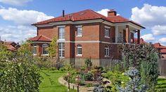 Готовый дом в европейском стиле под ключ