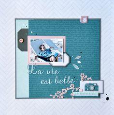 """""""La vie est belle"""" par Icenalys - swirlcards - le blog"""