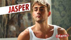 Tom Austen as Jasper. The Royals