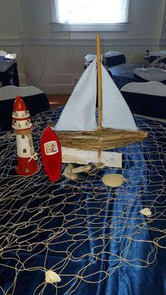 Nautica Birthday Party Ideas   Photo 9 of 14