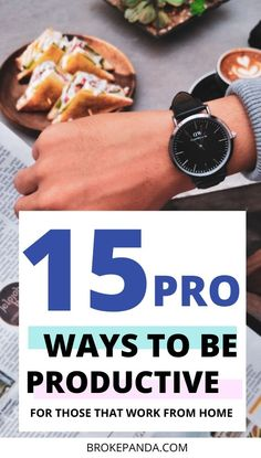 You'll be able to get so much more done faster than before after trying out these brilliant productivity tips. If you ever work from home on your online business, you're going to need to manage your time better and these time hacks sure do work excellent! Way To Make Money, Make Money Online, Online Entrepreneur, Work From Home Jobs, Money Saving Tips, Productivity, Online Business, Panda, Blogging