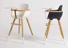 Chaise Haute pour Bébé Design Ovo de Micuna