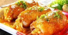 ★2013年10月話題入り★ 豆板醤を加えたピリ辛の味噌マヨたれを絡めた肉巻き♪ボリューム満点、ご飯の進む1品です❤