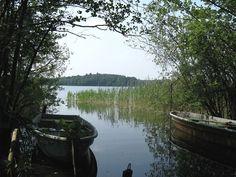 Schaalsee in Lassahn, Landkreis Ludwigslust-Parchim, Mecklenburg-Vorpommern