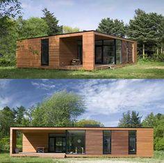 Danish style prefab-homes-onv