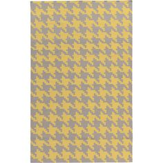 @Overstock - This flatweave Lott rug with it's houndstooth design is the prefect rug to anchor your space. Hand woven in India in a choice of three color palettes, it will certainly enhance your decor.http://www.overstock.com/Home-Garden/Hand-woven-Lyons-Wool-Rug/7521478/product.html?CID=214117 $41.99