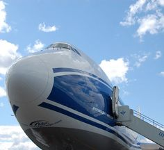 ABC Boeing 747 freighter